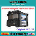 Free Ship Aitelong SAT-17S Spanish and English Version Fiber Optic Splicing Machine Fusion Splicer Fusionadora de Fibra Optica