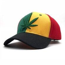 Moda Weed Snapback Caps Chapéus de Hip Hop do Boné de Beisebol Strapback  Das Mulheres dos ac55359f445