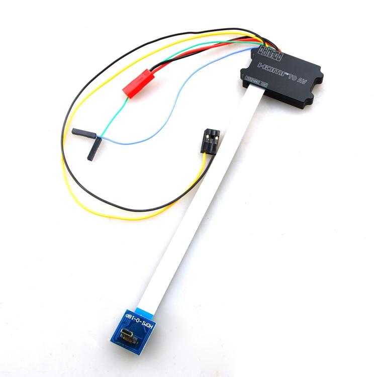 Image 2 - Universal FPV HDMI to AV Converter with Mini HDMI