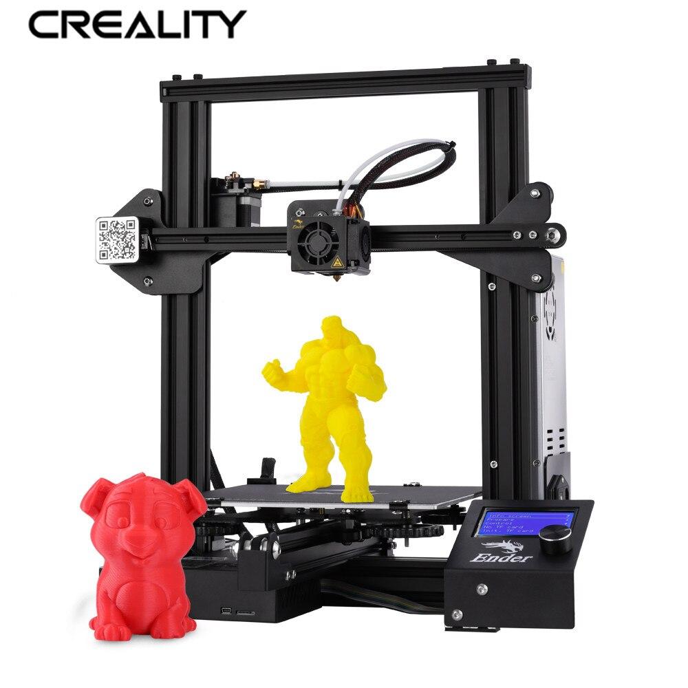 Ender 3/Ender 3X/Ender 3 Pro CREALITY 3D Impresora Kit V
