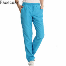 Facecozy Women Summer Quick Dry Sport Hiking Pants Breathable UV Protection Fishing Camping Trouser Outdoor Mountain