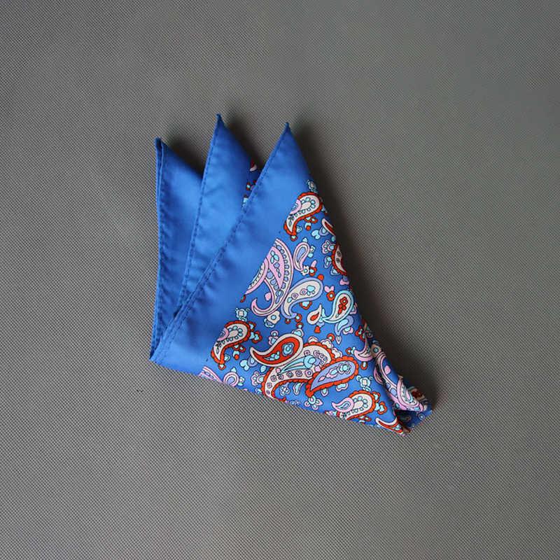 Мужской модный мужской Карманный платок Квадраты Hanky турецкие огурцы, жаккардовый повседневный костюм большой размер полотенца шарф 34*34 см для деловой свадьбы