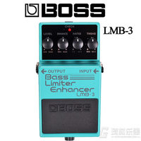 Boss Audio LMB 3 Bass Limiter Enhancer Pedal For Bass Guitar