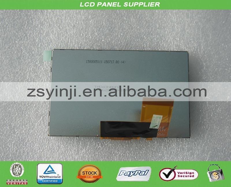 4.3inch a-Si tft lcd panel TM043NBH024.3inch a-Si tft lcd panel TM043NBH02
