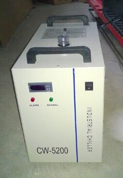 CW5200 enfriador de agua para tubos láser y husillo