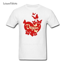 VEGAN LOVE HEART t-shirt