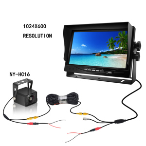 Image 3 - Auto Camera High Definition 7 Inch Digitale Lcd Auto Monitor,, Ideaal Voor Dvd, Vcr Display, voertuig Camers Auto Elektronica