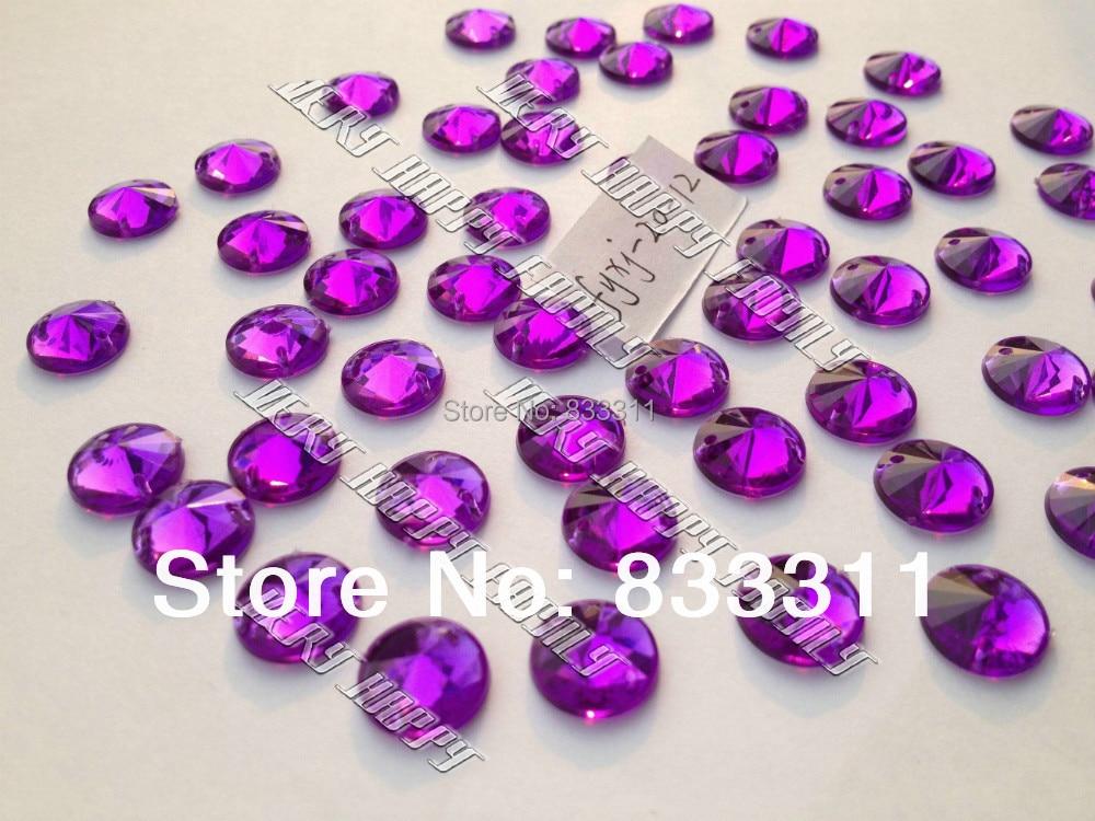 Diamante Crafts 300/x 1/mm Rotondo Sciolto Posteriore Piana Gemme Strass Rosso