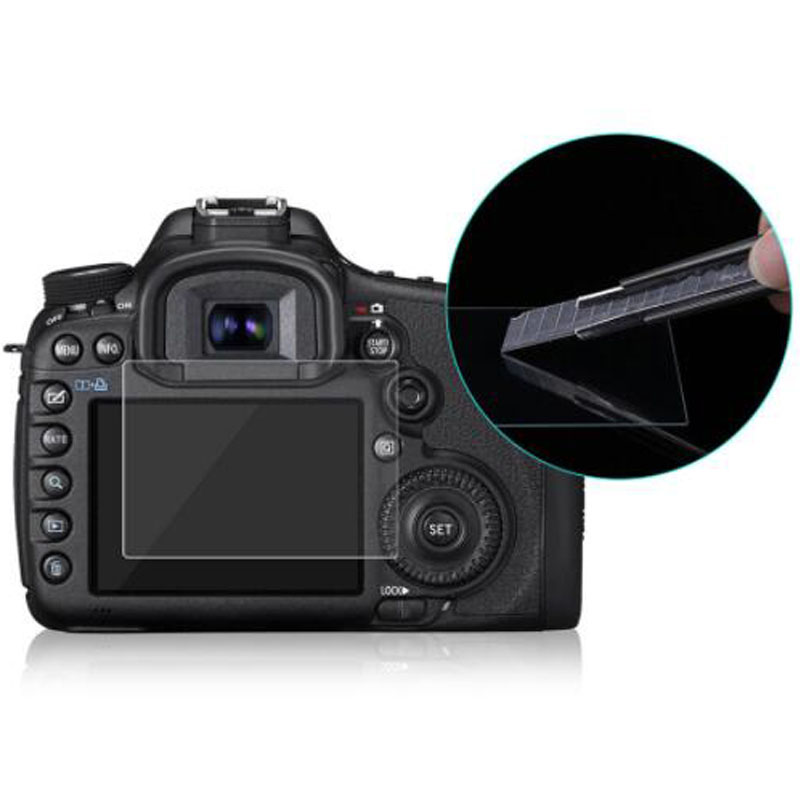 Tempered Glass Protector For Canon EOS 5D Mark III IV Mark3 Mark4 5DIII 5D3 5D4 5Ds 5DsR 1DX II Camera Screen Protective Film
