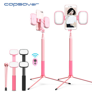Capsaver 67 Селфи-палка Bluetooth Универсальный штатив селфи-Палка с легким алюминиевым селфи-Палка для мобильного Android смартфона >> capsaver Official Store
