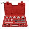 18 шт. Алюминиевых подшипника куста уплотнения набор драйверов/инструмент/комплект