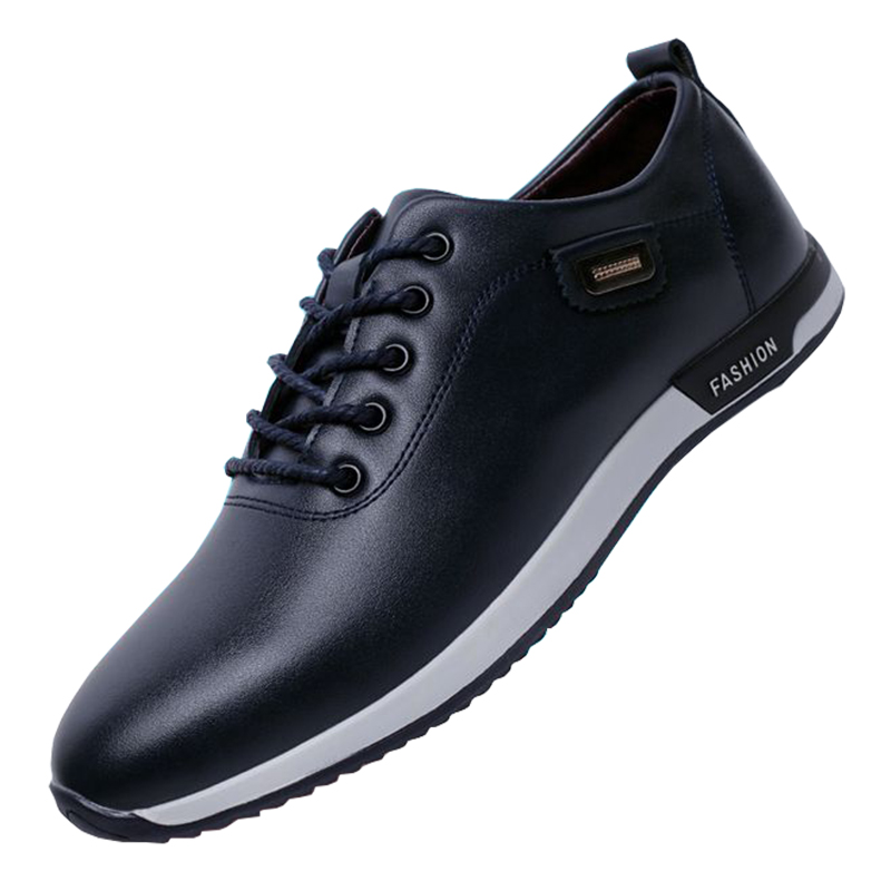 The New England spring  casual shoes Korean male fashion round - Men's Shoes