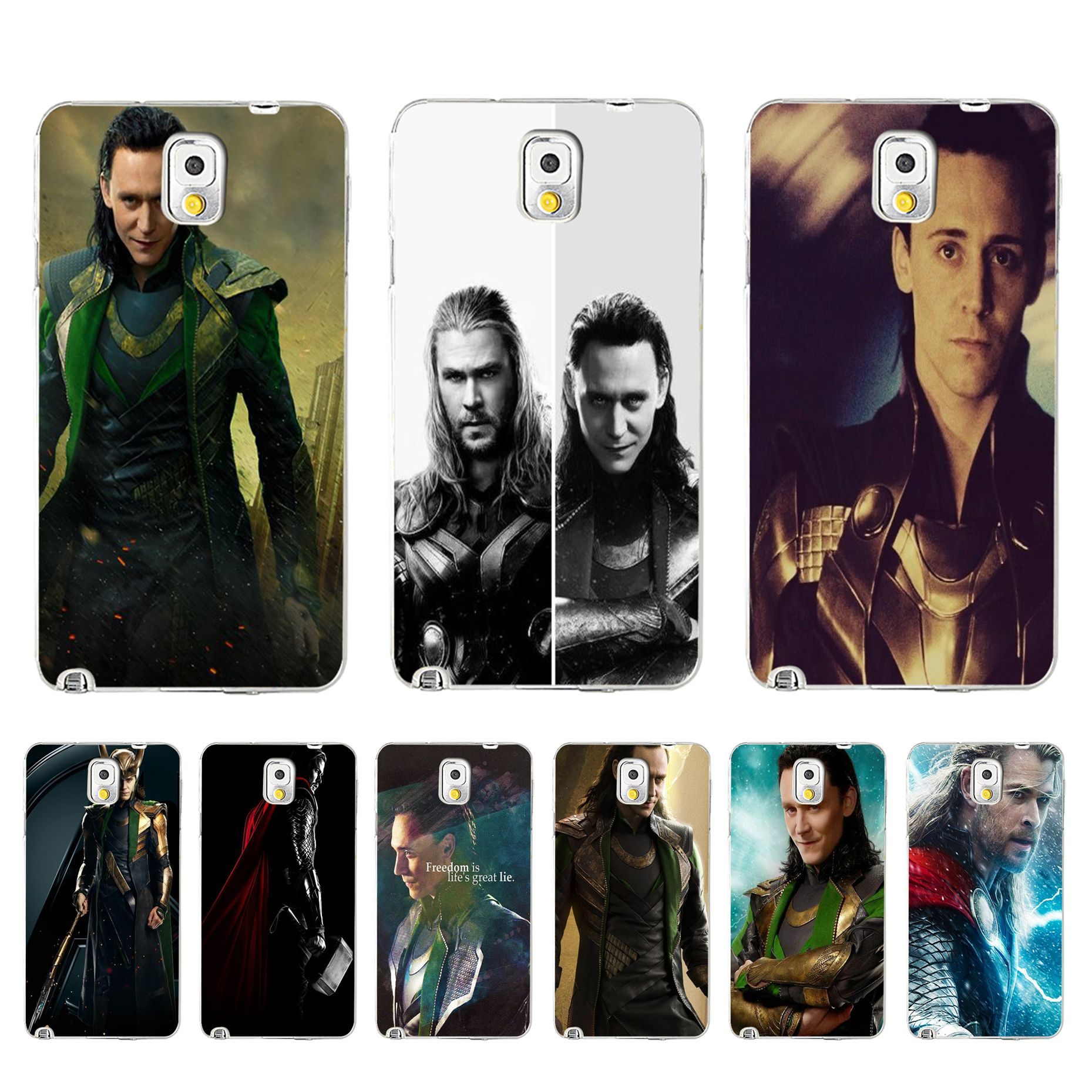 MaiYaCa Loki Thor Special Offer Luxury Vertical phone case for Samsung Galaxy S5 S6 S7 S ...