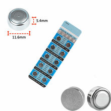 20pcs AG13 LR44 357 Button Batteries R44 A76 SR1154 LR1154 Cell Coin Alkaline Battery 1.55V G13 For Watch Toys Remote(China)