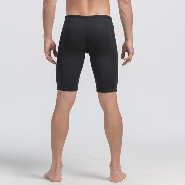 Sbart 1PC 3MM Neoprene Swimwear Men Diving Suits Swimming Trunks Wetsuits Short Snorkeling Pants Scuba Surfing Shorts DBO