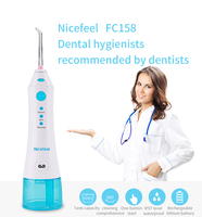 Portable Water Floss Dental Care Nicefee Teeth Whitening Waterjet