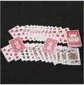 Magic Card Svengali cubierta cada tarjeta se convierte en lo mismo! magia de cerca / trucos mágicos / apoyos mágicos / envío gratis