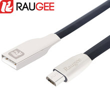 1M RAUGEE USB Cable Zinc Alloy Fast Charge&Date Transfer Cable Adapter for Blackview Samsung LG HTC Nokia Android Phones