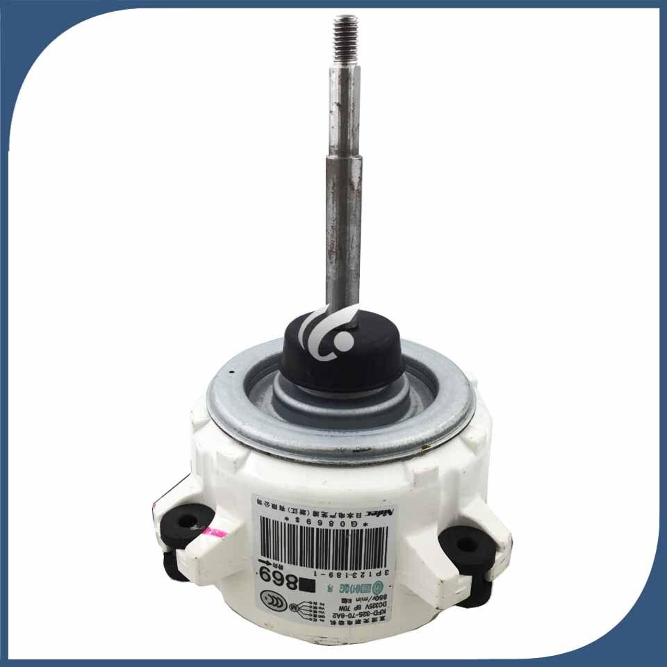Bon travail pour climatiseur intérieure machine moteur RMX160CMV2C 869 KFD-325-70-8A2 3P123189-1 d'occasion Moteur ventilateur