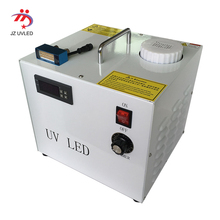 цены Epson printer modified UV flatbed printer UVLED water-cooling curing system 1 set UVLED drying lamp Temperature alarm system