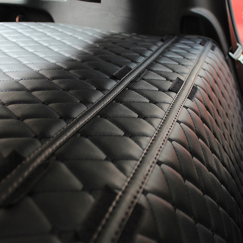 Smart Fortwo Anti Dirty Pad Car Trunk Kick Mat Back Seat Cushion Protector Keep Clean Interior Accessories Styling Whole