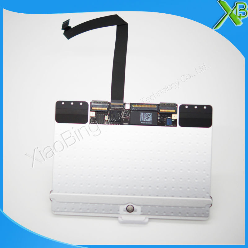 Novo Trackpad Touchpad com Cabo 593-1604-B Para Macbook Air 13.3