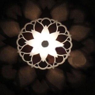 Charme ombre lampe acrylique de mode technologie mur lampe cristal éclairage 012 décoration lumière