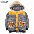 Children Winter Outwear Baby Boys Jacket & Coat Warm Kids Boys Jacket Toddler Boy Clothing Children Outerwear Coats Parkas