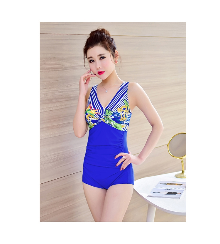 Free shipping New Brand one pieces swimsuit print sexy bathing suits hot spring swimwear brand new and original xw2d 20g6 one year waranty free shipping