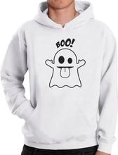 Boo Ghost Halloween Costume Funny Hoodie Gift Unisex Hoody Unique Sweatshirt Hoodie-Z117