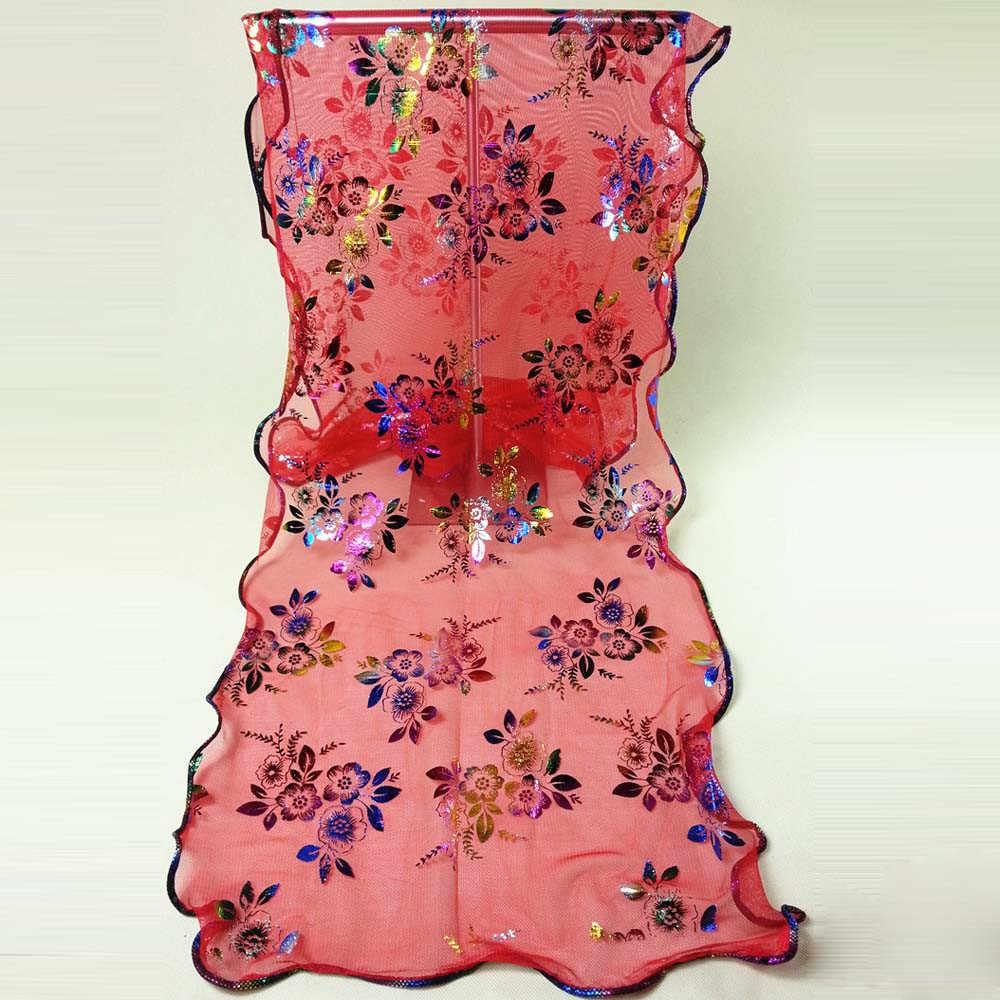 & 30 Syal Wanita Syal 2019 Hitam Vintage Warna-warni Bunga Renda Kasa Kerudung Bungkus Syal Selendang Wrapscarfs Sciarpa Pria Fashion Syal