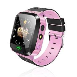 Y03 inteligentny zegarek dzieci wielofunkcyjny cyfrowy zegarek dla dzieci zegar zegarki dla dzieci z pilotem SOS Call Camera prezenty dla dzieci Box w Inteligentne zegarki od Elektronika użytkowa na