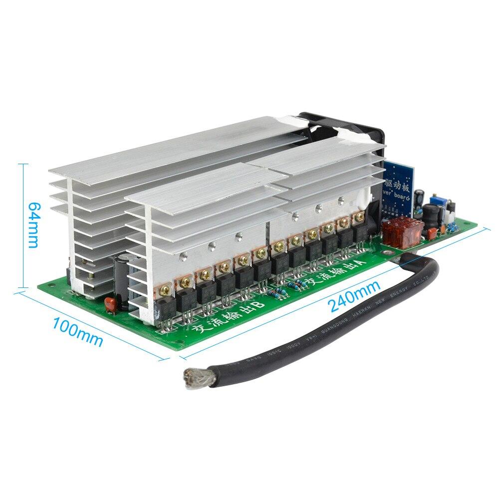 SUNYIMA 3000W czysta fala sinusoidalna przemiennik częstotliwości 24V 36V 48V 4000W 5000W wysoka jakość wystarczająca moc doskonała ochrona