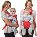 Canguro Bebé recién nacido Portador Infantil niños Comfort Mochilas niño bebé Abrigo de la Honda Del bolso del bebé Multifuncional mochila transpirable