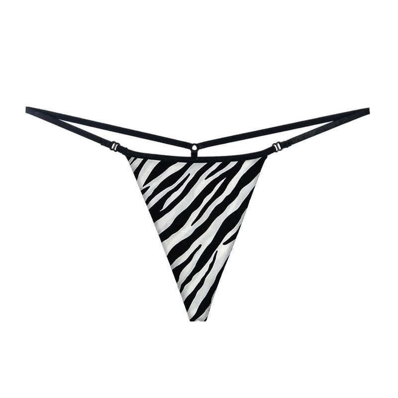 39f433d4038 Women Mini Micro Bikini Thongs Sexy G Strings Tangas T Back Ladies Soft  Cotton Panties Underwear
