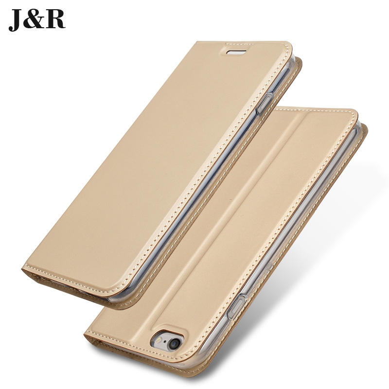 Case For iPhone 7 8 Luxury PU Leather + Soft Silicon Wallet Flip Cover For iPhone8 iPhone7 Mobile Phone Bag Cases with Card Slot