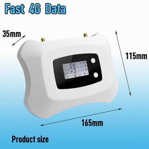 Image 3 - 4G LTE 800mhz Band 20 70dB Cell Phone Signal Amplifier Cellular Booster LTE 800 Mobile Repeater 4G Booster Antenna Set