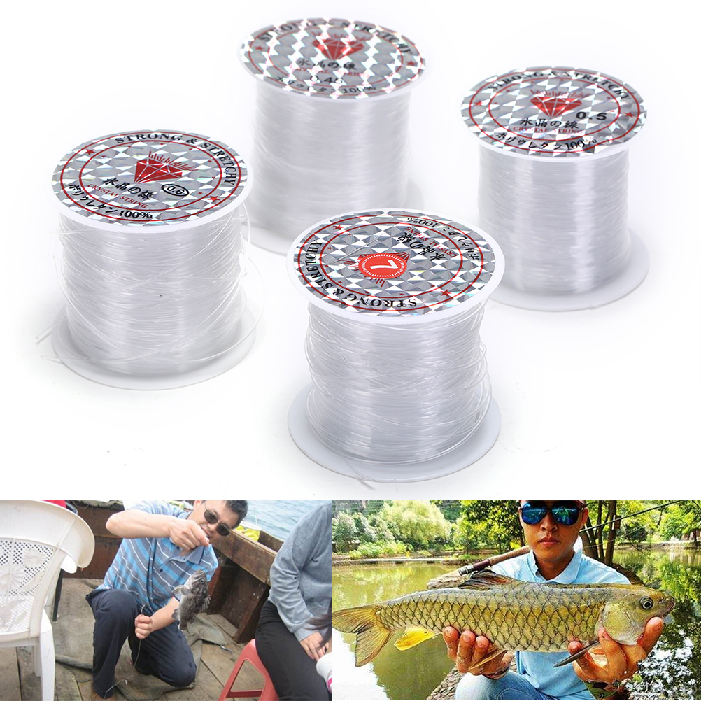 Strands Wire Fishing Line Trace Fishing Fish Durabel 0.3-0.5mm New High Quality