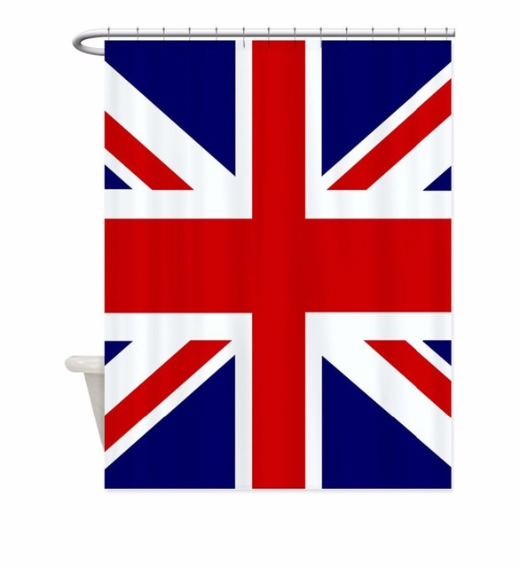 England Britain British Flag Patriot English Queen Digital Printer ...