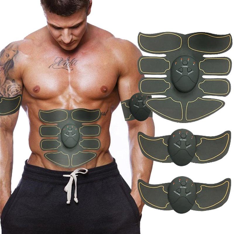 Abdominal ABS Simulator Waist Training Body Muscle Exerciser Sport Slimming Tool