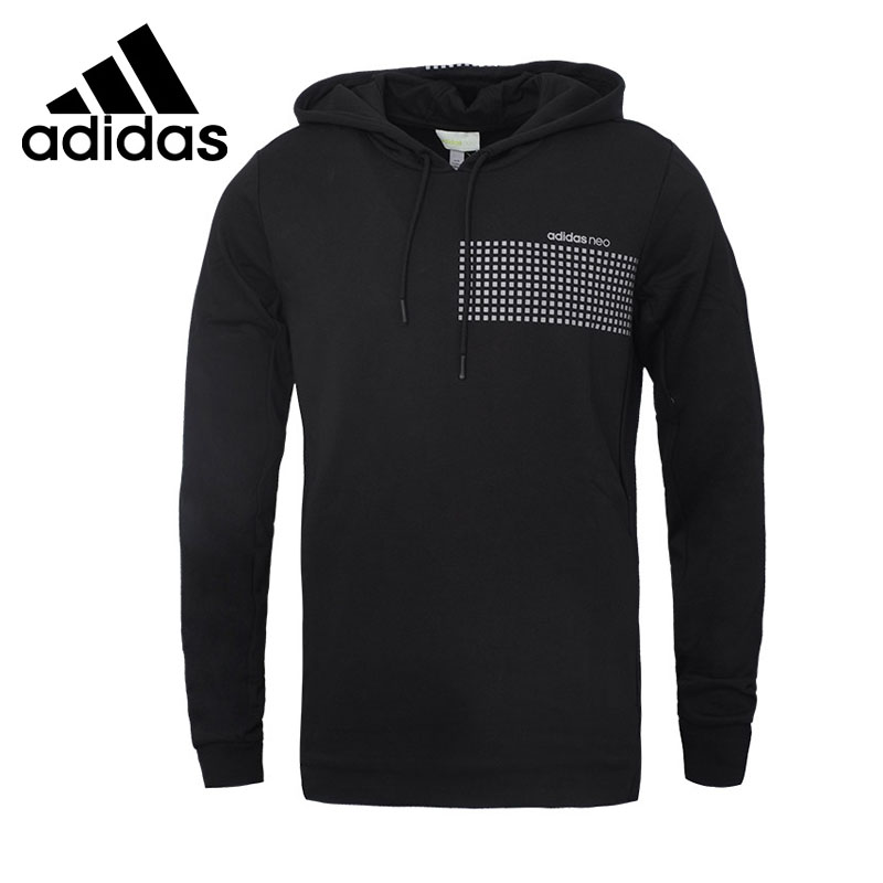 Original New Arrival Adidas  NEO Label  Men's Pullover Hoodies  Sportswear-in Skateboarding Hoodies from Sports & Entertainment    1