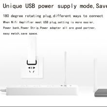 New Xiaomi WIFI Amplifier 2 300Mbps Wireless Wi-Fi Repeater Network Router Extender Antenna Wifi Repitidor Signal Amplifier2
