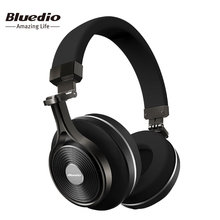 Bluedio T3 bluetooth font b headphones b font BT4 1 Stereo bluetooth headset wireless font b