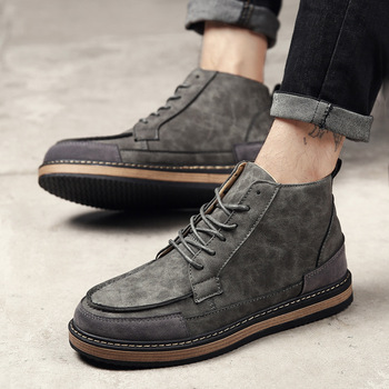 masculinas botas