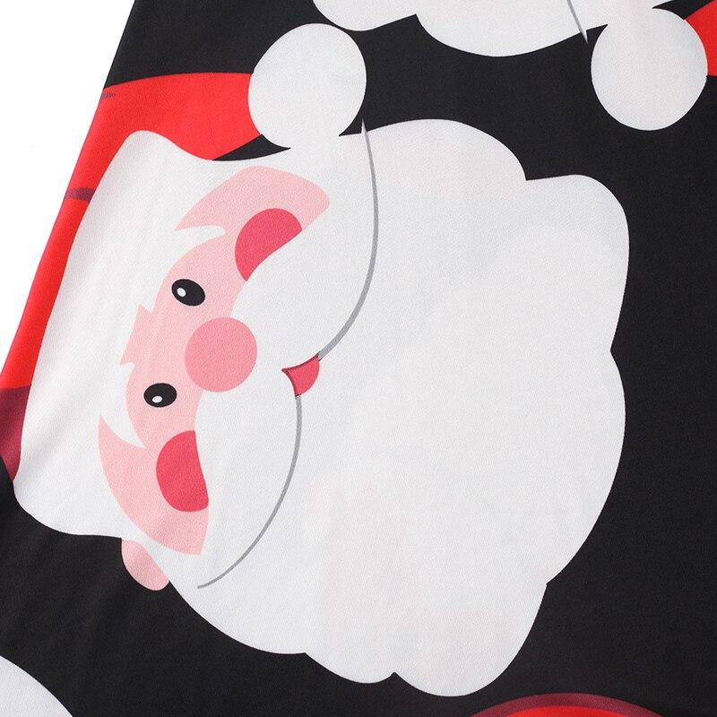 1877037f22 Boże narodzenie Sukienka Kobieta Santa Claus Przyczynowe Kobiety Kolan  Sukienka Fantazyjne Kostiumy Zimowe Sukienki Party Wakacje Duży Format  Linii w Boże ...