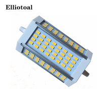 Free Shipping High Power Led Street Lights Smd5730 R7s 118mm 30w Dimmable Samsung R7s Led 118mm