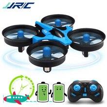 JJRC H36 мини Drone Quadcopter 3D флип Безголовый режим один ключ возвращение вертолет дроны VS JJRC H8 Mini Дрон best игрушки для детей