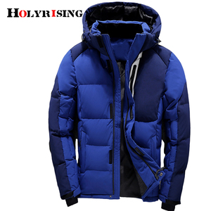 Image 4 - ผู้ชายลงเสื้อ chaqueta plumas ombre invierno ชายลงเสื้อ doudoune tommy ผ้านวม de canard chaquetas ombre plumas 18382 5