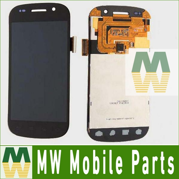 1 PC / Lot For Samsung I9023 Galaxy Nexus S LCD +Touch Screen Digitier Assembly Free Shipping