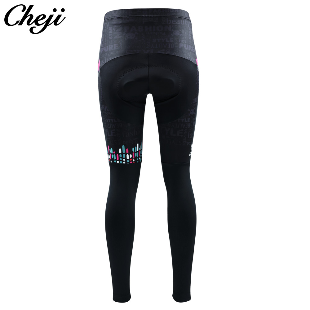 CheJi Women Cycling Jersey Long Sleeve Sets Outdoor Road/MTB Bike Clothing Breathable Pro Team Bicycle Wear Racing Clothes cheji women s cycling jersey sets quick dry bicycle roupa mtb outdoor sportswear cycling clothing bike short sleeve clothing
